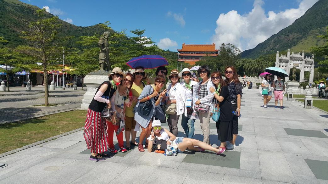 제16기 해외탐방 홍콩 8