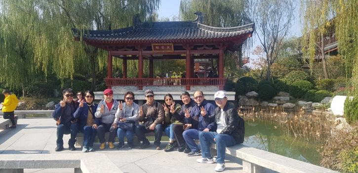 제21기 해외탐방 중국(서안) 3