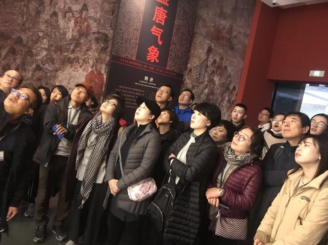 제21기 해외탐방 중국(서안) 5