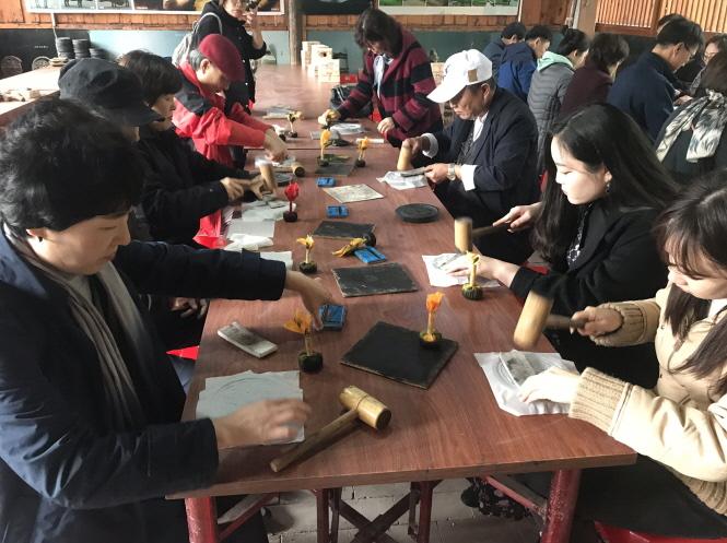 제21기 해외탐방 중국(서안) 13