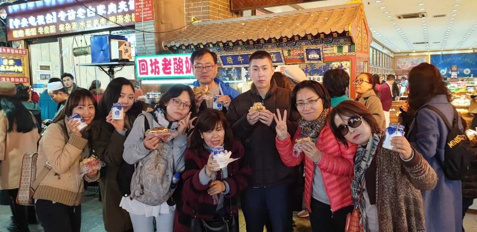 제21기 해외탐방 중국(서안) 14