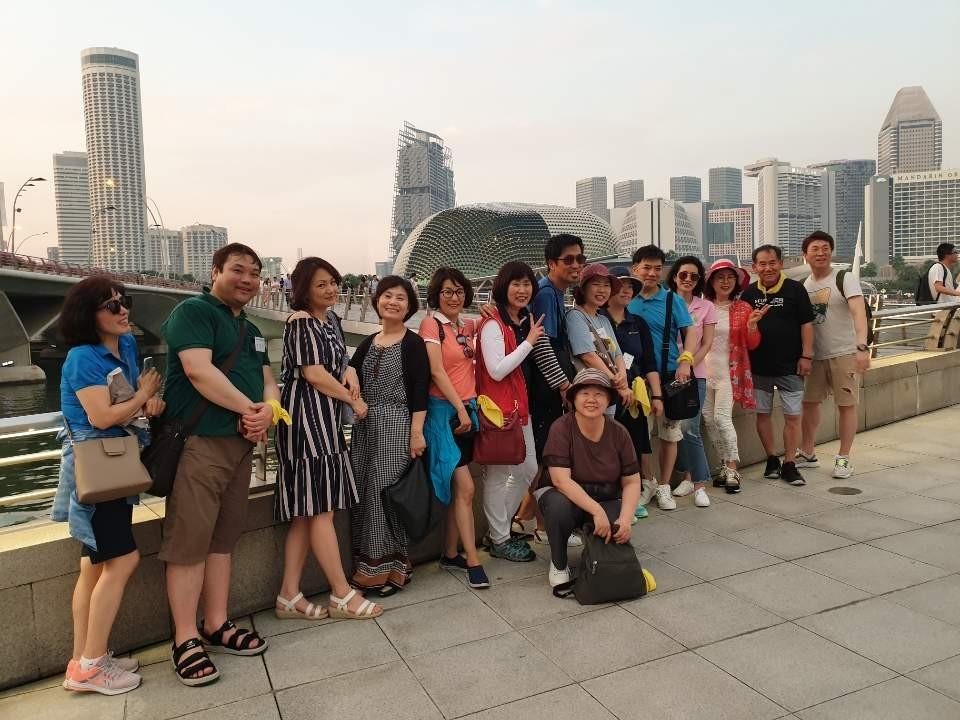 제22기 해외탐방 싱가포르 16
